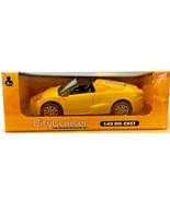 City Cruiser Sports Car 1:43 Die-cast New Ages 5+ Die-cast Cars - $8.99
