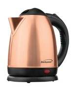 Brentwood Appliances KT-1780RG 1.5-Liter Stainless Steel Cordless Electr... - $40.66