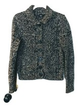 Women's Mossimo Heavyweight Cardigan Sweater Size Medium - $18.80