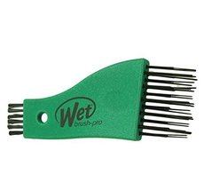 The Wet Brush 1 Count Pro Select Clean Sweep Brush Cleaner Mermaid Green - $1.38
