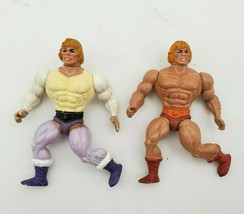 He-Man and Prince Adam 1981 MOTU Action Figures Mattel - $19.79
