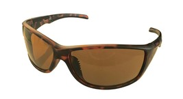 Timberland Mens Sunglass Matt Tortoise Rectangle, Plastic Wrap TB7150 52E - $17.99