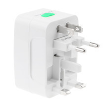 Business Travel Adapter Charger Converter Electrical Plug Socket US UK E... - $3.63 CAD