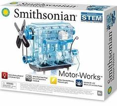 Engine model skeleton engine Plastic Smithonian Smithsonian - £60.16 GBP
