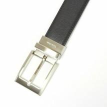 Calvin Klein Men's 35mm Reversible Genuine Leather Harness Buckle Belt 7538796 image 2