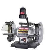 Craftsman Professional 1/2 HP Variable Speed 8 Inch Bench Grinder - $202.90