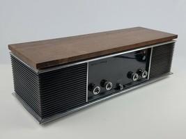 Mid-Century Panasonic AM/FM Stereo Radio table RE-7300 radio Sounds Great! - $112.19