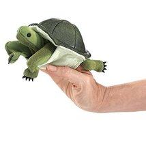 Folkmanis Turtle Finger Puppet Model: 2732 - $22.94