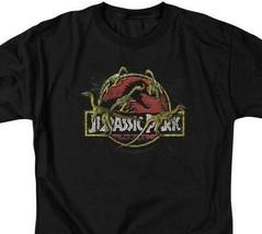 Jurassic Park t-shirt Sci-Fi Retro 90s Dr Alan Grant graphic cotton tee UNI337 image 2