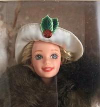 Christmas Mattel HOLIDAY MEMORIES BARBIE Special Ed. Hallmark 1995 #14106 - $18.70