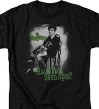 Eddie Munster t-shirt Have you seen Spot? retro 60's graphic tee NBC412 image 3