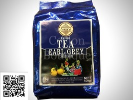 Mlesna Ceylon Tea, Earl Grey Tea 500g (17.63oz) - $26.72