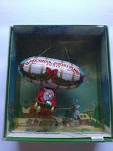 1980 Hallmark Christmas Ornament Santa's Flight Tree Trimmer Collection ... - $20.44