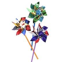 Rhode Island Novelty 6 Inch Pinwheels One Dozen Per Order - $13.10