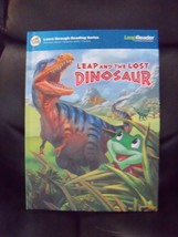 Disney Leap and The Lost Dinosaur  Early Reading Series Leap Reader Book EUC - $16.60