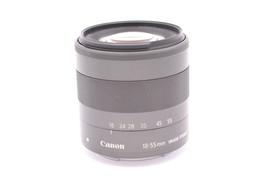 Canon Zoom EF-M 18-55mm f3.5-5.6 IS STM Kompaktes System Objektiv für EO... - $199.97