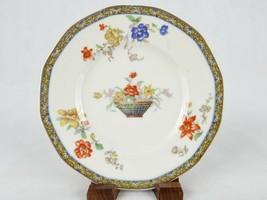 "Theodore Haviland China Bread/Dessert Plate, 6.5"" Ganga Pattern, Limoges, France - $9.75"