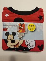 Disney Mickey Mouse Toddler Boys 2pc Pajamas Set Sizes 4T NWT  - $11.99