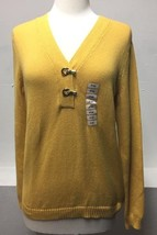 Charter Club Women's Petite Buckled Henley Sweater Size Pm - $9.15
