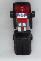 Vintage 1984 Select Convertors Mini Bot Defender Black Van Transformer - $25.00