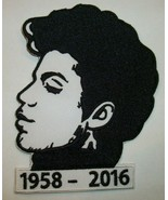 """Prince~1958-2016~Purple Rain~Embroidered Patch~4 5/8"""" x 3 3/8""""~Iron or S... - $5.23"""