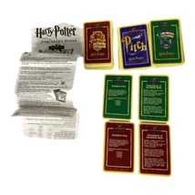 Harry Potter And The Sorcerer's Stone Quidditch Card Game 2000 Complete ... - $4.50
