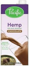 Pacific Foods, Hemp - Chocolate (Pack of 6) - $54.44