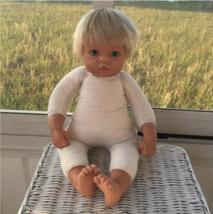 VTG LEE MIDDLETON BABY BOY DOLL Blonde Vintage - $148.50