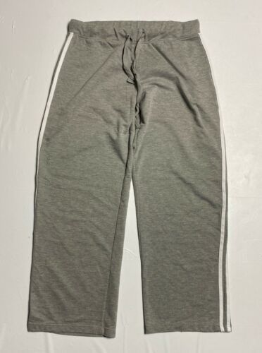 Primary image for Mind Body Spirit Women Size L (Measure 32x30) Gray Sweatpants