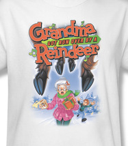 got run over by reindeer christmas special for sale online graphic white tee gma101 at thumb200