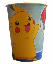 Pokemon Pikachu Keepsake Stadium Birthday Party Favor Cup 16 oz NEW - $2.23