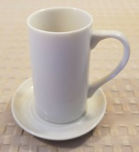 Vintage 1960s Porcelain Tackett Demitasse Coffee Set 12 Pieces Made in J... - $26.72