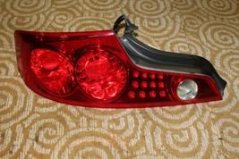 2004 Infiniti G35 Rear Left Driver Side Tail Light K8063 - $166.60
