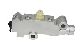 GM CHEVY DISC/DRUM A-TEAM PERFORMANCE BRAKE PROPORTIONING VALVE PV2 ALUMINUM image 1
