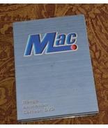 MAC MANGA ANIMATION CARTOON DISCS 1 - 3 DVD SET - $10.00