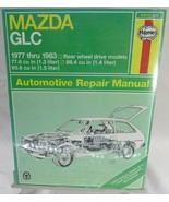 Mazda GLC 1977-1983 Rear Wheel Drive Haynes Automotive Repair Manual -M4 - $13.99