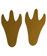 LiteMark Gold Dinosaur Tracks Decal Stickers - Pack of 12 - $24.95
