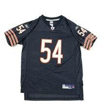Reebok Football Jersey NFL Distressed Chicago Bears Vneck Youth XL 18-20... - $19.12