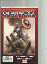 Captain America Theater of War One shots America the Beautiful and Ameri... - $7.91