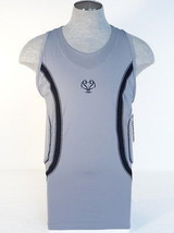 Under Armour Gray Padded Compression Basketball Tank Men's NWT - $44.99