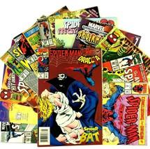 12 Spider-Man Comic Book Lot VF NM Marvel Dracula Amazing 2099 Ultimate  - $24.70