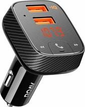 Anker Roav R5111J11 SmartCharge F2 FM Transmitter - Black - $41.58