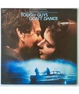 Tough Guys Don't Dance Soundtrack LP Vinyl Record Album, STV 81346, 1987 - $45.95