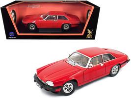1975 Jaguar XJS Coupe Red 1/18 Diecast Model Car by Road Signature - $64.06