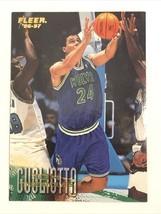 1996 Fleer #65 Tom Gugliotta Minnesota Timberwolves NBA Basketball Card - $1.39