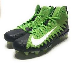 Nike Alpha Menace Pro Mid Football Cleats Seahawks Color 915414-429 Mens... - $27.71