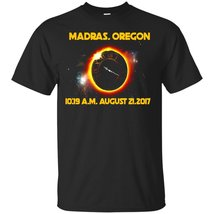 Oregon Path Of Totality Solar Eclipse T-shirt - ₨1,622.97 INR+
