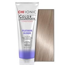 Farouk Color Illuminate Platinum Blonde Conditioner,  8.5oz