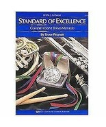 Standard of Excellence Book 2, for Bb Clarinet, by Bruce Pearson  Book ONLY - $5.83