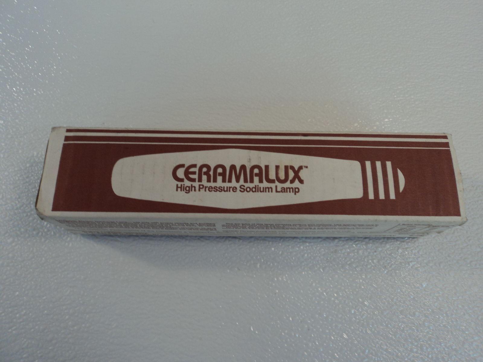 Philips 250W Ceramalux High Pressure Sodium Clear Lamp ED18 Series C250S50